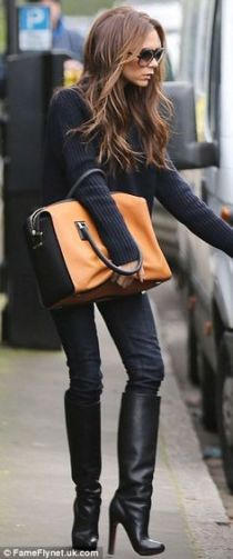 VB incorporating colour with a bag