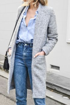 the linen shirt - chuck a coat on it and some long pants and you're winning